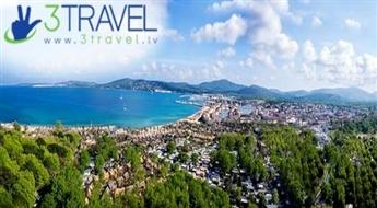 Autobusu ceļojums uz Franciju - Azūra krasts - Atpūta pie jūras Kannās un ekskursijas