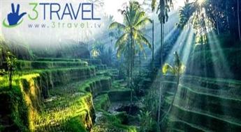 Avio ceļojums uz Indonēziju - Bali - Ubuda - ekskursijas un atpūta pie okeāna
