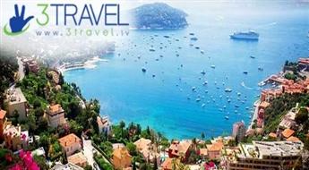 """Autobusu ceļojums uz Franciju - Atpūta Azūra krastā """"Ibis Budget Cannes Centre-Ville"""" viesnīcā"""