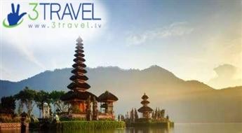 Avio ceļojums uz Bali - Paradīzes atpūta Indonēzijas salā un ekskursijas Singapūrā