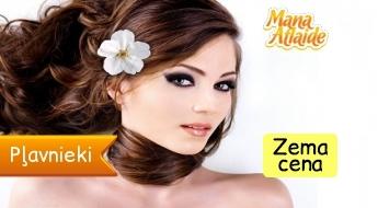 Matu krāsošana vienā tonī ar profesionālo kosmētiku tikai 19.90€!