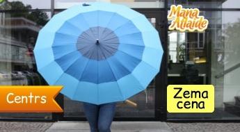 Stilīgs lietussargs tikai par 8.90€!