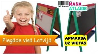 """Dubultā magnētiskā tāfele """"Malimas"""" no 23.90€ no veikala Pirkums.lv! Piegāde pa Latviju!"""