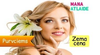 40% glikolskābes pīlings + mezoporācija + atjaunošana sejai tikai par 19.50€!
