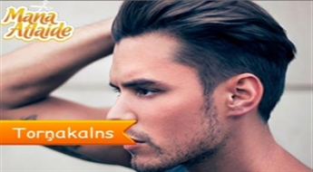 Vīriešu matu griezums + veidošana tikai 4.99€!