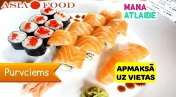 Asia Food: komplekts STUDENT SET tikai par 6.49€!