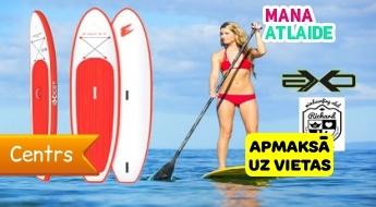 "SUP dēlis Exocet 10'6"" Discovery par 499€ no ""Richard windsurfing club""!"