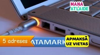 Noutbuku akumulatoru kalibrēšana tikai 4.99€ datoru servisa centrā Datamarket!