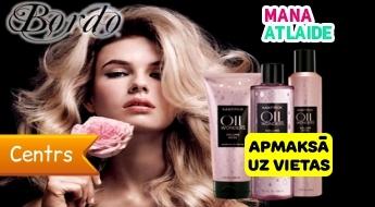 """Rožu SPA matiem + loku veidošana tikai par 14.90€ salonā """"Bordo""""!"""