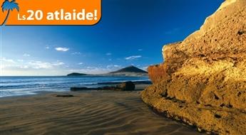 Spānija — Tenerife (Novatours) – Maksā 10% avansu, norēķinies 24 mēnešos!