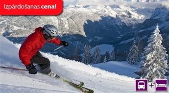 Kalnu slēpošana Austrijas Alpos — Dachstein West / 10 dienas (Impro ceļojumi) – Maksā 10% avansu, norēķinies 24 mēnešos!