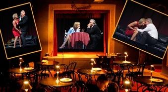 """Izrāde """"Pēdējais brīvais pāris"""" teātra klubā """"Hamlets"""" par 50% lētāk! Izsmejies un izklaidējies jau šo piektdien!"""