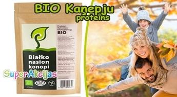 BIO Kaņepju proteīns imūnsistēmas stiprināšanai