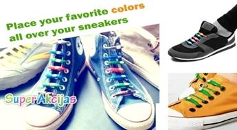Apavu auklas – klipši! Funkcionāls un moderns papildinājums Jūsu ikdienas un brīvdienu apaviem!