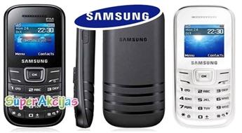 Samsung mobīlais telefons ar krāsaino ekrānu un 2 gadu garantiju ar 35% atlaidi.