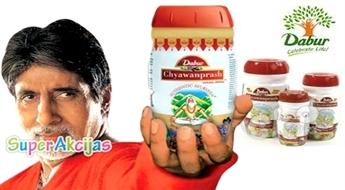 """Пищевая добавка """"Чаванпраш Dabur"""" защитит Вас от кашля, простуды и инфекций!"""
