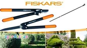 """Kvalitatīvi """"Fiskars"""" dārza instrumenti ar atlaidi līdz -34%!"""