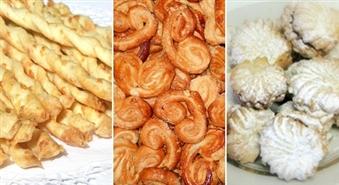 Gardie jūras akmentiņi, siera standziņas vai austiņas ar cukuru (1 kg) līdz -42%