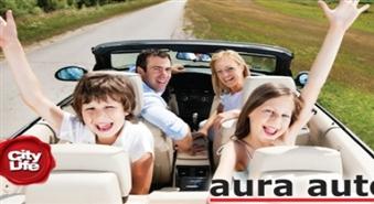 AURA AUTO: automašīnas gaisa kondicionēšanas sistēmas diagnostika un uzpilde – 50%