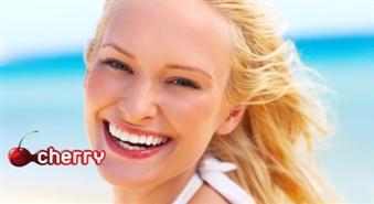 Zobu lāzerbalināšana ar LaserSmile klīnikā AG-A -50%