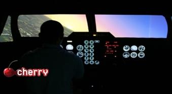 Sēdies pilota krēslā! Aizraujoša lidojuma sesija SoftekSim simulatorā -51%