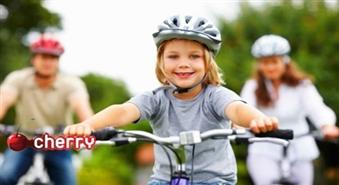 """10 dienu nometne bērniem """"Jaunie riteņbraucēji"""" Rakšos, Cēsu pusē -31%"""
