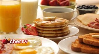 Brunch jeb vēlās brokastis restorānā Cotton -44%