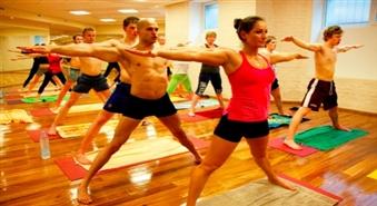 Bikram joga + dietologa konsultācija + ārstnieciskā masāža -60%