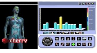 Organisma diagnostika ar DDFAO 3D sistēmu -50%