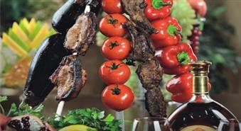Maltīte līdzās prominencēm armēņu restorānā Aragats -50%