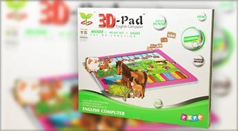 Attīstoša 3D bērnu rotaļlieta, kas palīdzēs izzināt dzīvnieku pasauli ar atlaidi 50%!