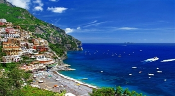 Itālija - Roma, Amalfi piekraste un Kapri sala