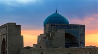 Uzbekistāna - Zīda ceļš