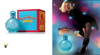 Smaržas Britney Spears Circus Fantasy women EDP 30ml ar 61% atlaidi!