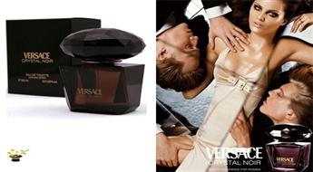 Smaržas Versace Crystal Noir women EDT 90ml TESTER ar 54% atlaidi!