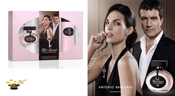 Komplekts Antonio Banderas Her Secret EDT 50ml+ dezodorants 150ml ar 60% atlaidi!