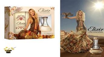 Komplekts Shakira Elixir EDT 80ml+ blociņš ar 62% atlaidi!