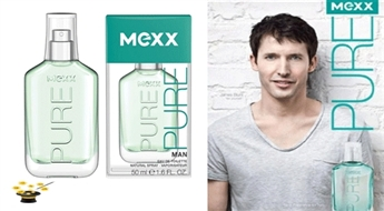 Smaržas MEXX Pure Man EDT 75ml TESTERS ar 65% atlaidi!