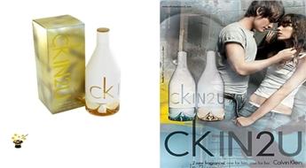 Smaržas Calvin Klein IN2U women EDT 150ml ar 53% atlaidi!