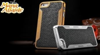 Ciets aizsargvāciņš ar hibrīda dizainu iPhone 5 viedtālrunim pasargās Jūsu telefonu no skrāpējumiem un bojājumiem + bezmaksas Stylus dāvanā!