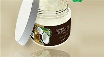 No 2.85€/2Ls par 100% ekoloģisku kosmētikas kokosriekstu eļļu, kas mīkstina, mitrina, savelk ādu un palīdz atjaunot bojātos matus! Kokosriekstu eļļa – patiesa dabas dāvana!