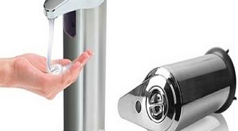 9.40€/6.40Ls par automātisko ziepju dozatoru! Tas ir piemērots arī trauku mazgājamam līdzeklim. Izmanto šo izdevīgo piedāvājumu un mazgā ātrāk, vieglāk un ekonomiskāk!