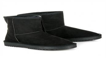 17.95 € už 17.95 € vertės Juodos spalvos žieminiai moteriški batai su aulu