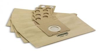 """13.99 € už 13.99 € vertės Popieriniai filtro maišeliai """"Karcher 6.904-257.0"""", 5 vnt."""