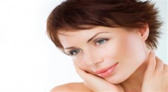Radiofrekvences liftinga + fotoatjaunošanas procedūra sejas ādai