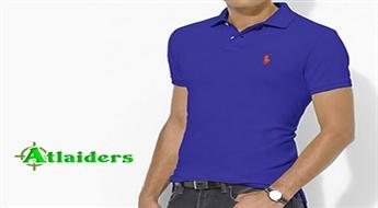 Oriģinālie vīriešu Ralph Lauren Polo krekli Jūsu izvēlētajā krāsā un izmērā, tikai par 24 Ls!