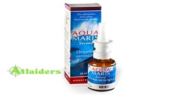 Atbrīvojies no iesnām! Aqua Maris®  - Adrijas jūras ārstnieciskais ūdens ar 50% atlaidi