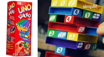 UNO STOCK Tornis (Jautra spēle)