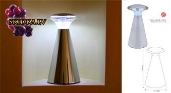 LED dekoratīva lampa! Kupons ar 40% atlaidi