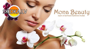 Mona Beauty: RF liftings sejas un kakla zonai - 69%